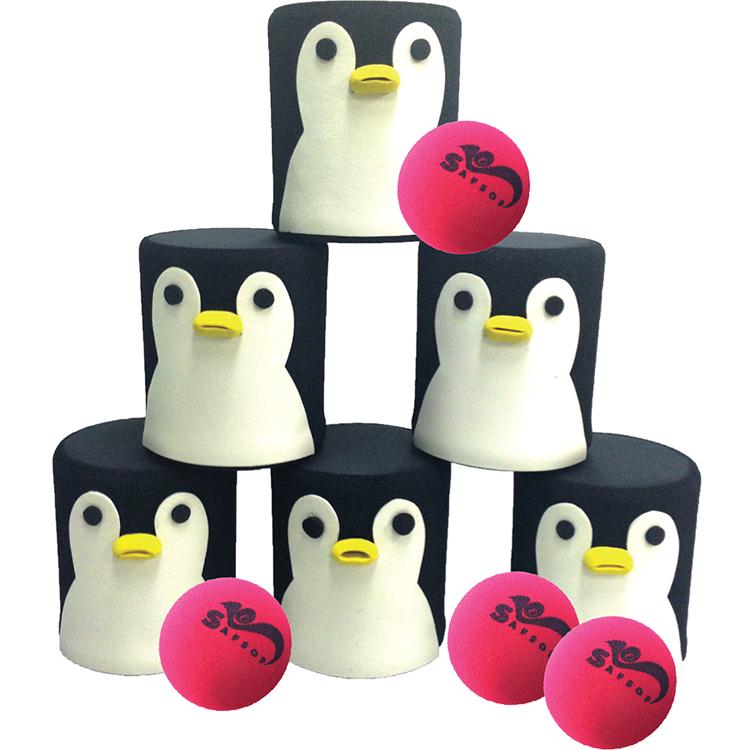 AT-03N Amusing Penguin Toss Set