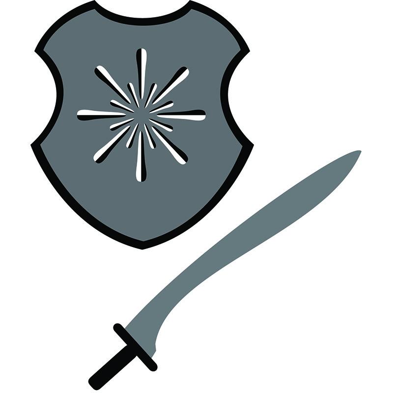 GDS-02 Gladiator N Sword(Greece)